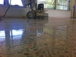 Century Stone Sealing And Resurfacing - How to maintain terrazzo floors